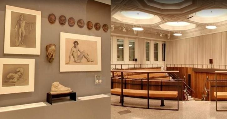 Google Arts and Culture virtual museum tour