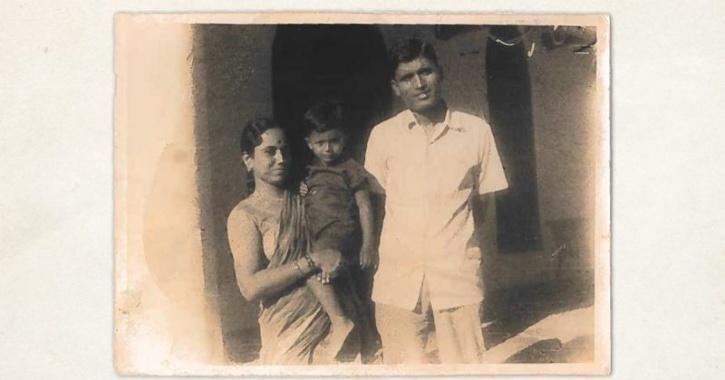 Satya nadella father
