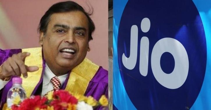 Mukesh Ambani Reliance Jio Platforms