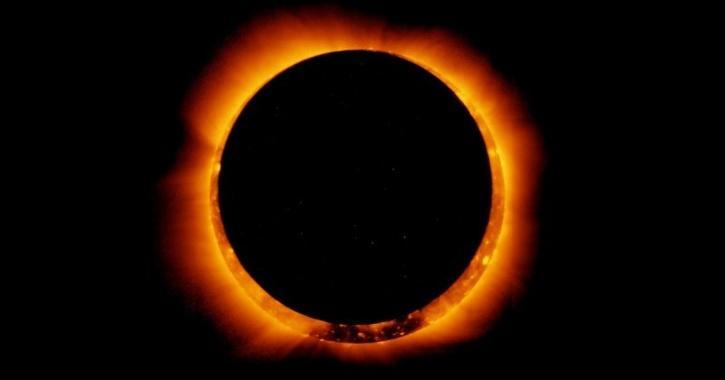summer solstice solar eclipse