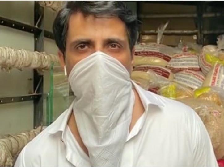 After Migrants, Sonu Sood Provides Food & Shelter To 28,000 People Affected By Cyclone Nisarga