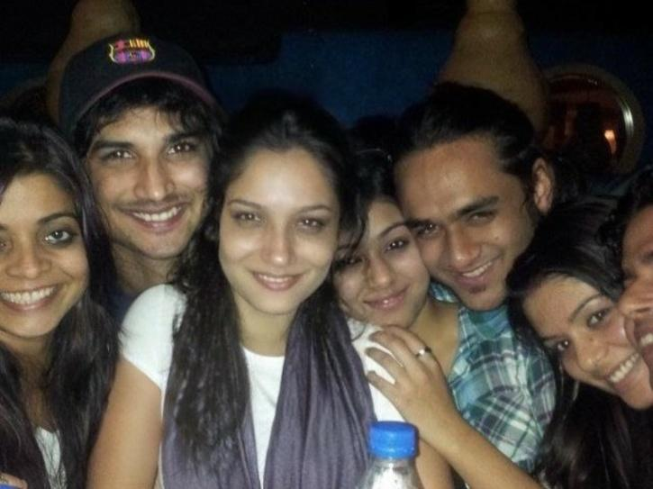 Vikas Gupta Pens Heartfelt Note For Sushant, Lauds Ankita For Being The Reason Behind His Smile
