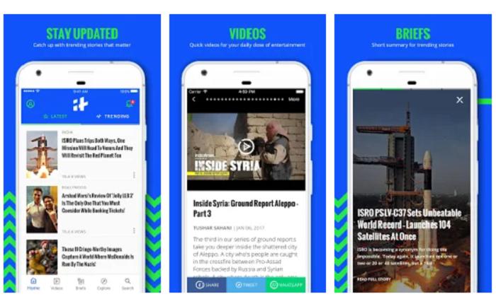 Indiatimes App