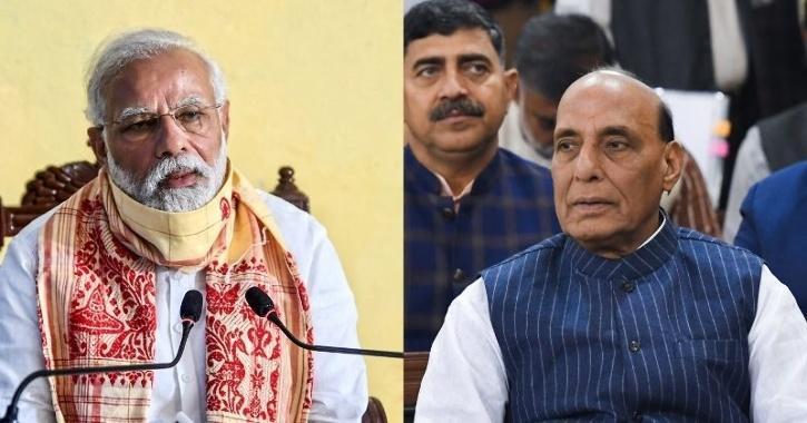 PM Modi India China Standoff