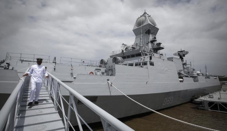 India Warship