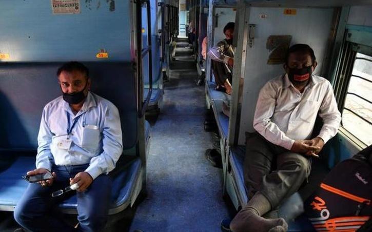 COVID-19 Indian Railways