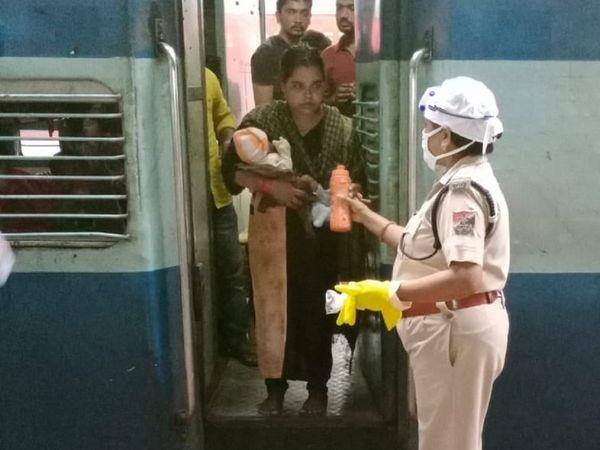 Jharkhand Police Woman