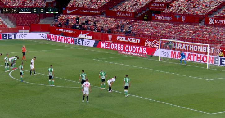 La Liga, Football, fake Crowd, Crowd Noise, Spanish Football, Visual Effects, Technology News