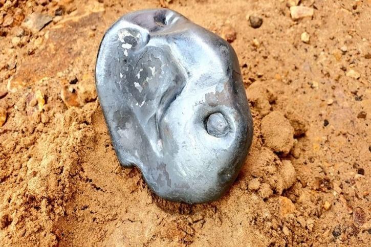 Meteor That Hit Rajasthan