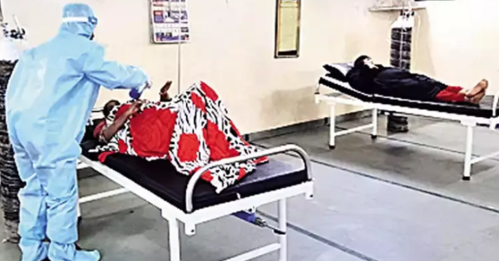 Mosque offers beds