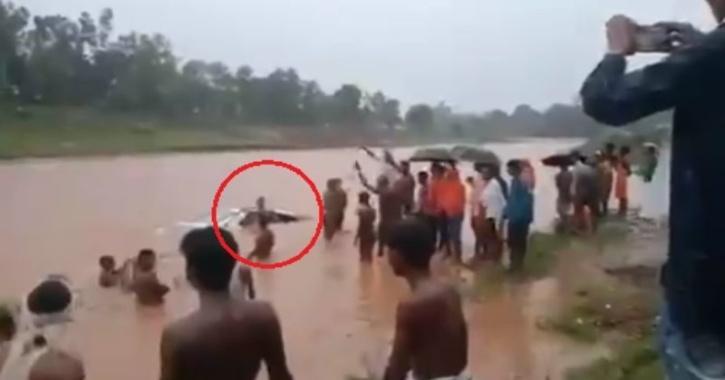 Palamu district river