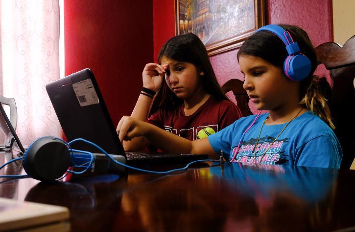 Online School Amid Lockdown