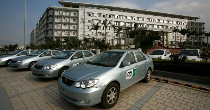 China, Green Credit System, Electric Car, Hybrid Car, Petrol Electric Hybrid, Air Pollution, Vehicle Emissions, Auto News