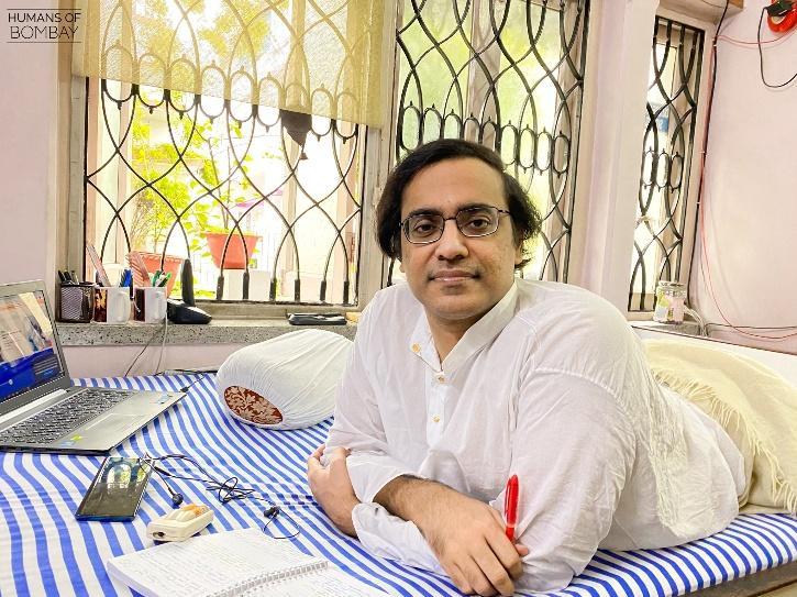 Humans Of Bombay Rajeev Poddar