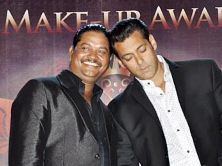 After Salman Khan, His Make-Up Artists Transfer Rs 1500 Each In The Bank Accounts Of Workers