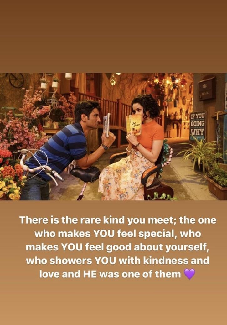 Shraddha and Sushant