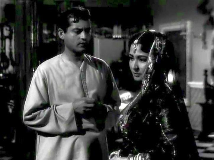hindi best black and white movies: Sahib Bibi Aur Ghulam