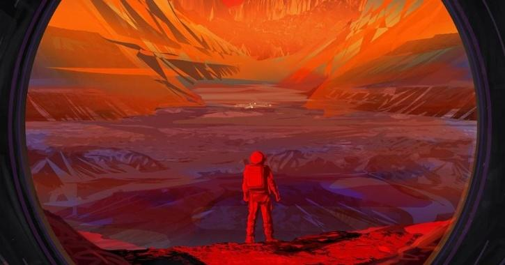 NASA, Mars Sunset, Uranus Sunset, NASA sunset simulator, NASA Goddard Space Flight Center, NASA Mars Mission, Technology News
