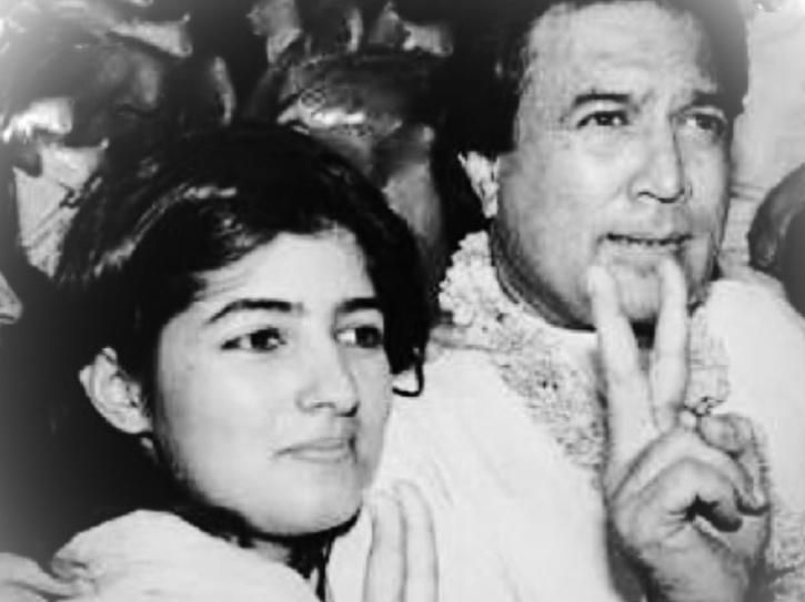 Twinkle Remembers Dad Rajesh Khanna