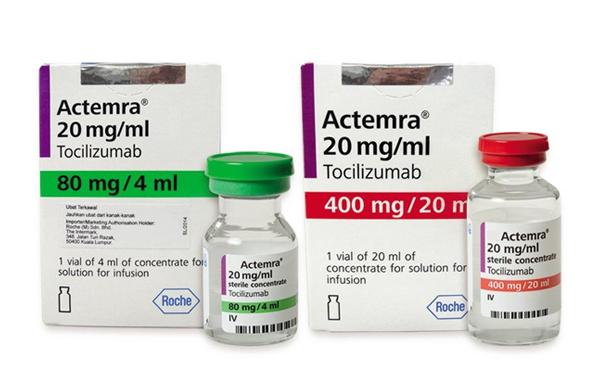 tocilizumab-