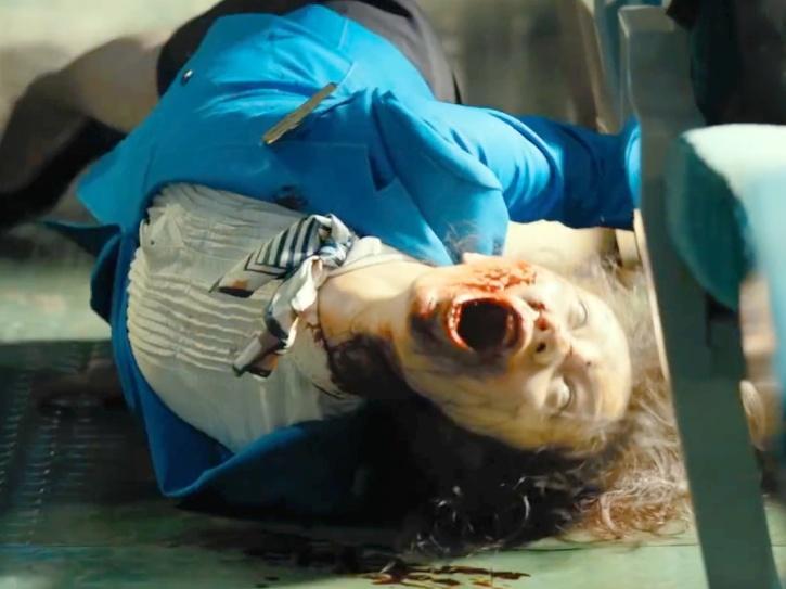 Best korean horror movies: Train To Busan