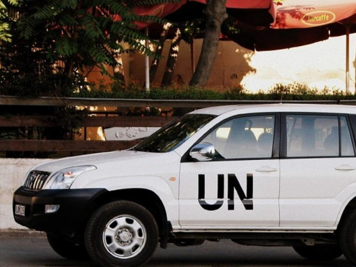 Couple Allegedly Caught Having Sex In Official UN car