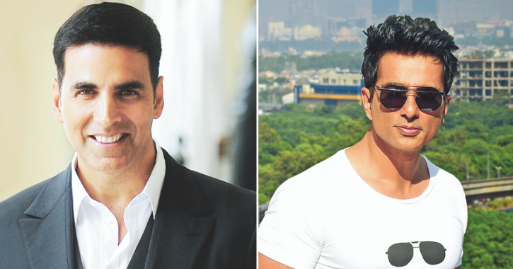 Fans Demand Bharat Ratna For Sonu Sood And Akshay Kumar, Laud Their Efforts During COVID-19 Pandemic