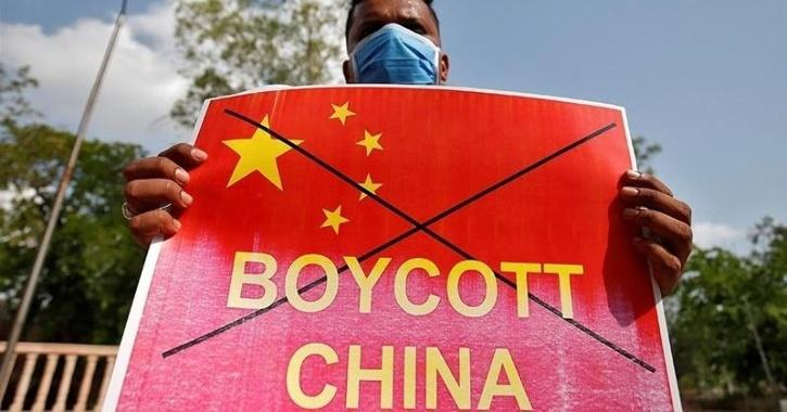 boycott chinese apps from india