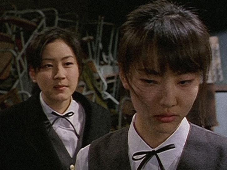 best Korean horror movies: Whispering Corridors