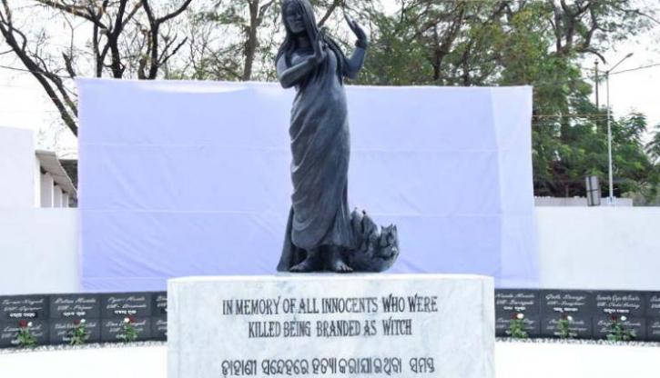 Witchcraft Memorial