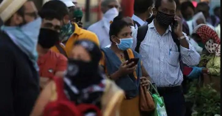 Indian Women Coronavirus