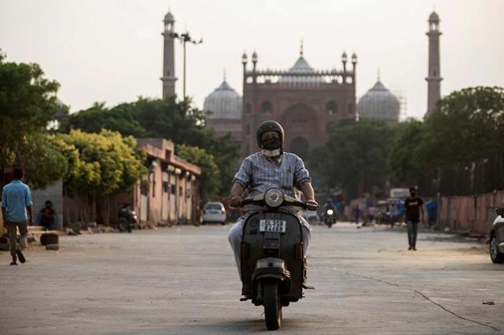 Delhi sitting duck for earthquake in the near future