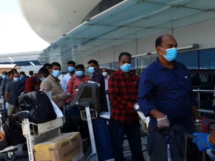 Elite group of companies, R Harikumar, Chartered Flight, Kochi Airport, Vande Bharat Mission