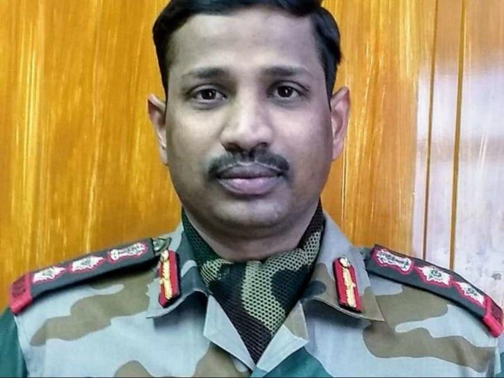 Col Santosh Babu, CO Of 16 Bihar Regiment Among Indian Army ...