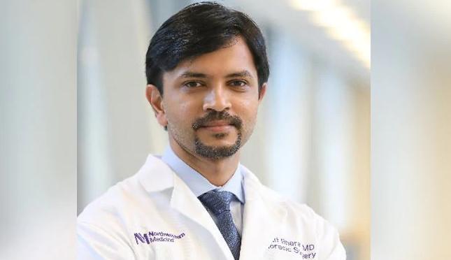 Ankit Bharat Indian origin doctor