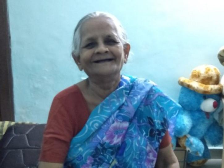 70-YO Leelavati Dadi Beams With Happiness As Delhi Family Adopts Her After Son Threw Her Out
