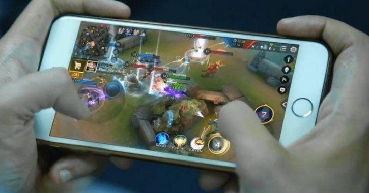 mobile gaming addiction