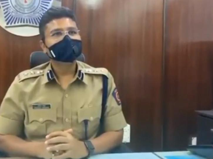 Mumbai DCP Abhishek Trimukhe On Sushant Singh