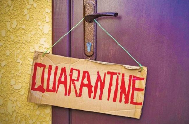 Odisha man quarantines himself in toilet