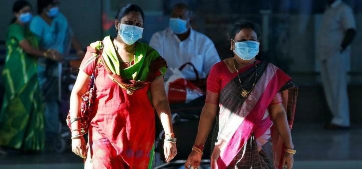 women coronavirus patients india
