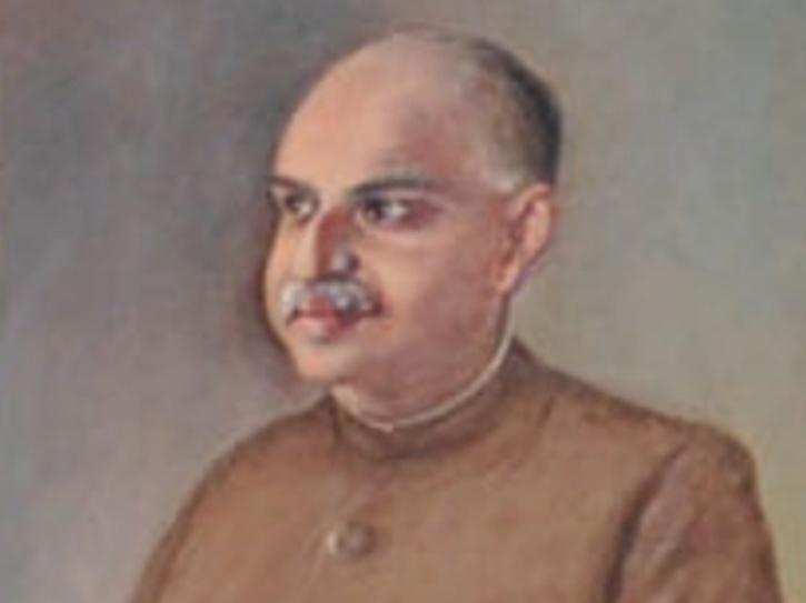 shyama parsad mukherjee