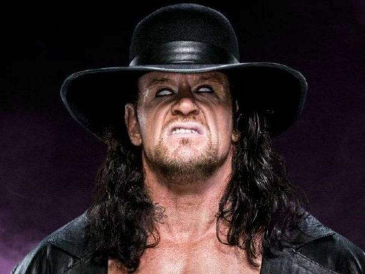The undertaker retirement