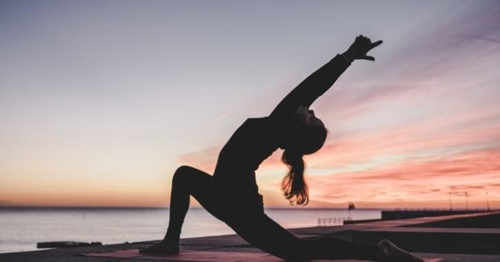 yoga for skin glowing