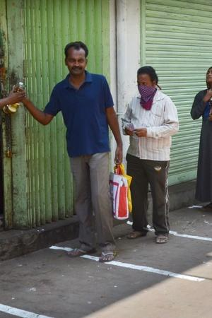 India Is Practicing Social Distancing