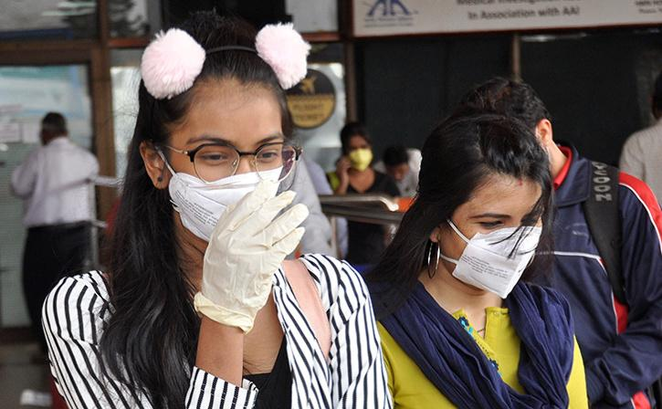 Coronavirus cases in India soar to 467, toll at 8