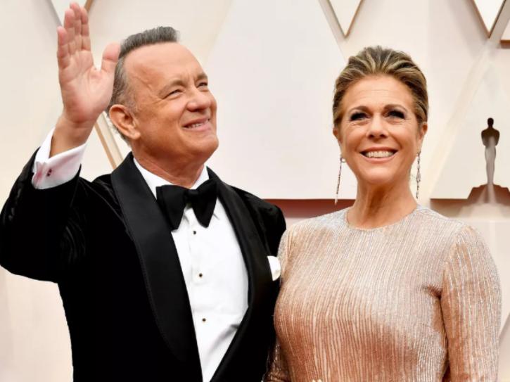 Tom Hanks And Wife Rita Wilson Become First Celebrity Victims Of Coronavirus In Australia
