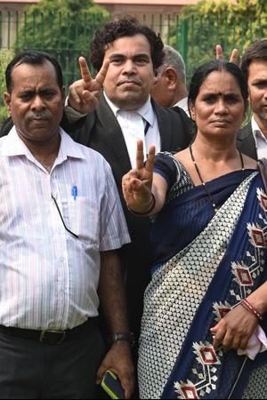 Nirbhaya's Killers Are Being Hanged