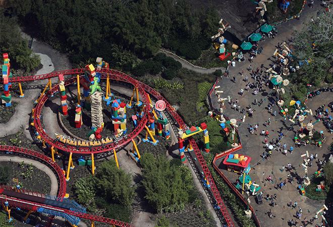 Disney Park