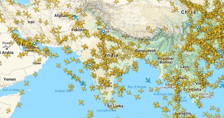 Coronavirus travel restrictions airport slots
