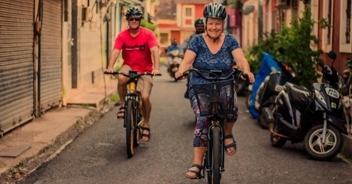 B-Live electric bikes